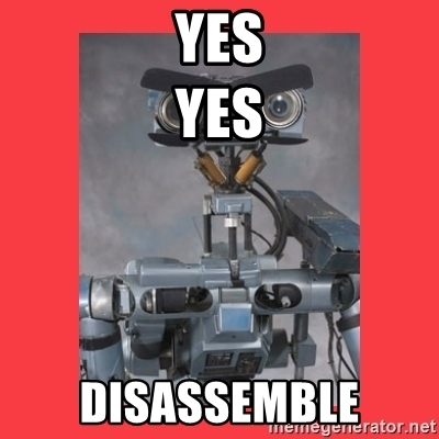 yes-yes-disassemble